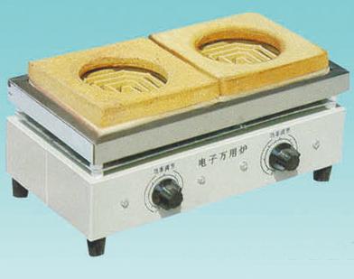 hl-12-44 双联电子调温电炉
